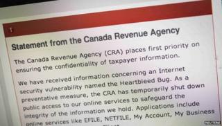 Statement from the Canada Revenue Agency