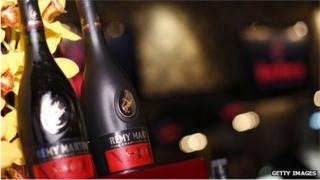 Remy Martin cognac