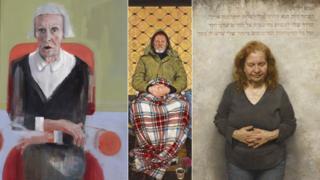 This year's BP Portrait Award shortlist