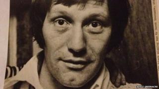 Derek Greenacre aged 33