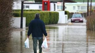 Floods in Kent
