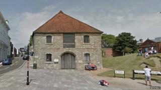 Wool House in Southampton