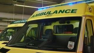 Ambulance - generic image