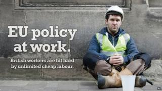 UKIP poster
