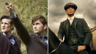 The Day of the Doctor and Peaky Blinders