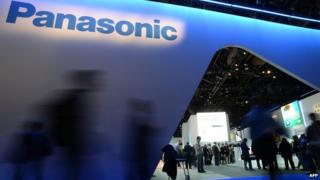 Panasonic booth
