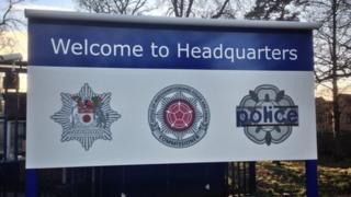 Northamptonshire Police headquarters