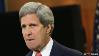 John Kerry, 24 April