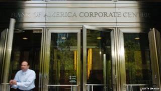 Bank of America corporate centre