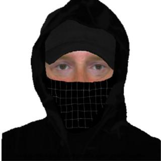 E-fit issued by Suffolk Police