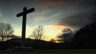 mortonhall cross