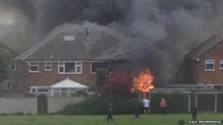 garforth fire