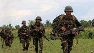 File photo: Philippine military