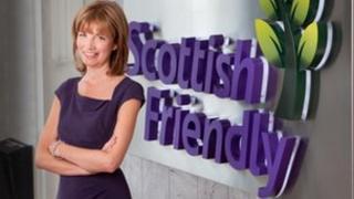 Scottish Friendly chief executive Fiona McBain
