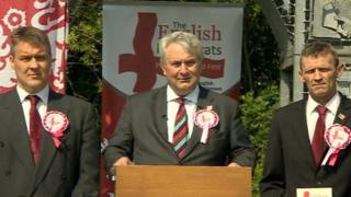 English Democrats campaign launch