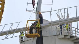 Sails at the Horsey Windpump