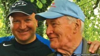 Bob Crow and Tony Benn