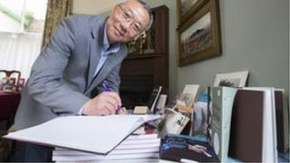 Yr Athro Wu Fu-Sheng