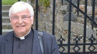 Very Reverend Canon Paul Mellor