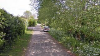 A329 Newington Road, Warborough