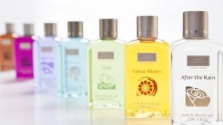 Arran Aromatics products