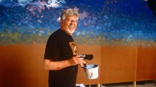Rolf Harris in 2000
