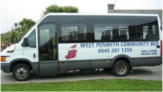 West Penwith Community Bus Association