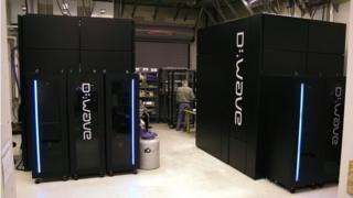 D-Wave machines