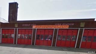 Wrexham Fire Station