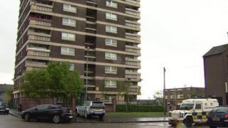 Maeve House block of flats