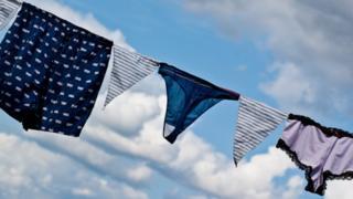 Stansfield underwear bunting