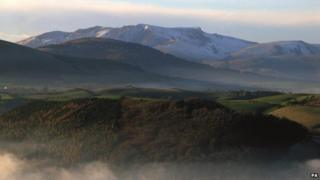 Blencathra, a peak in the north west of England, is up for sale.