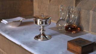 Church of England communion