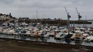 St Sampson's Harbour