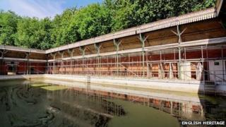 King's Meadow Baths