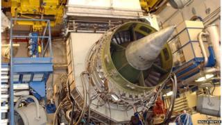 The Rolls-Royce Trent 60