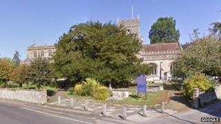 Minster Church of St Denys in Warminster