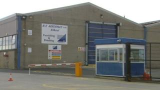 B/E Aerospace in Kilkeel, County Down