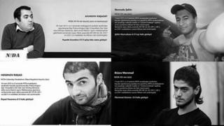 Nida activists jailed in Azerbaijan