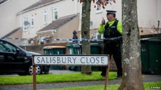 Salisbury Close, Newport