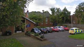 Ampthill Police Station
