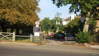 Hampton Court House School