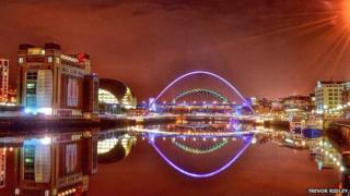 Quaside in Newcastle