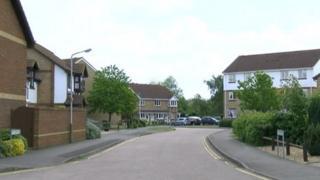 Houses in Paddock Wood