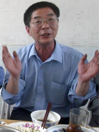 File photo of Xiang Nanfu (April 2004)
