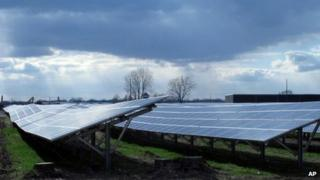 Maywood Solar Farm, Indianapolis US