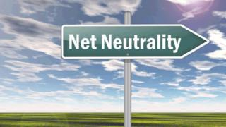 Net neutrality sign