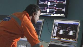 Cairn Energy employee