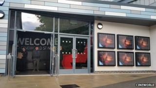 St Neots Cineworld cinema