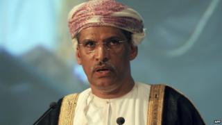 Mohammed bin Nasir al-Khusaibi (2010)